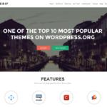 設計事務所の自前サイトをWordPressで作る(Zerif Lite編)