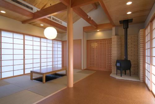 Maebashi-S-House